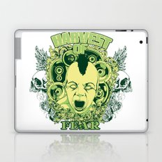 Listen to fear Laptop & iPad Skin