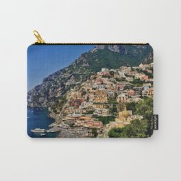 Positano's coast Carry-All Pouch