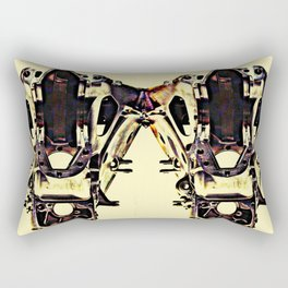 ARMURE Rectangular Pillow