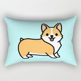 Corgi Rectangular Pillow