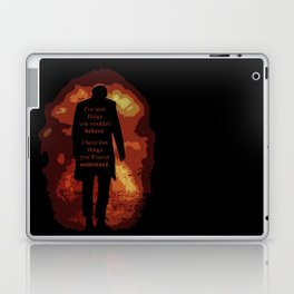 [ Doctor Who ] Eleven Matt Smith Akhaten Laptop & iPad Skin