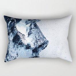 King of the mountains Rectangular Pillow