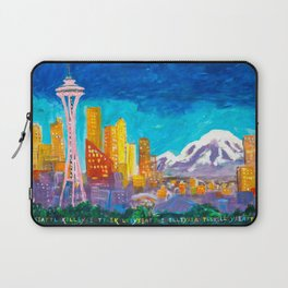 Expression Seattle Laptop Sleeve