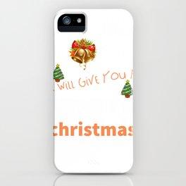 Jingle My Bells Funny Christmas Pajama product iPhone Case