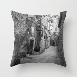 Trogir 2.1 Throw Pillow