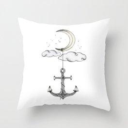 Anchor Your Dreams Throw Pillow