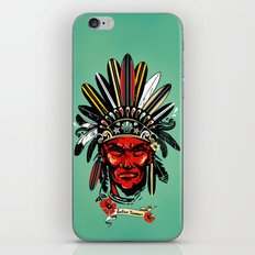 THE INDIAN SUMMER iPhone & iPod Skin