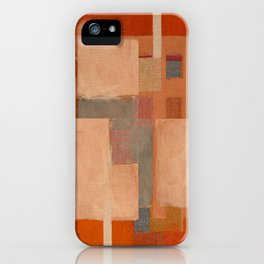 Urban Intersections 5 iPhone Case