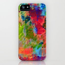 Watercolor Tropics - Islander iPhone Case