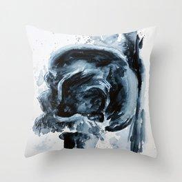 Skull 5 Throw Pillow