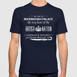 Listen to Mycroft T-shirt