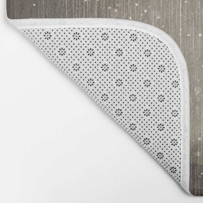 It's Okay. Even the Sky Cries Sometimes. Bath Mat