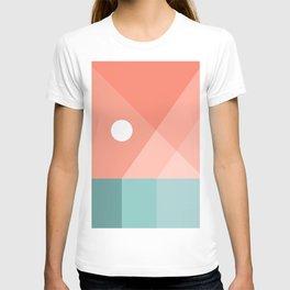 Geometric Landsape 12 T-shirt