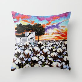 Sweet Sanctuary Throw Pillow