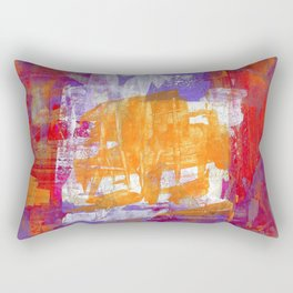 Busy Day Rectangular Pillow