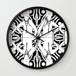 showgirls Wall Clock