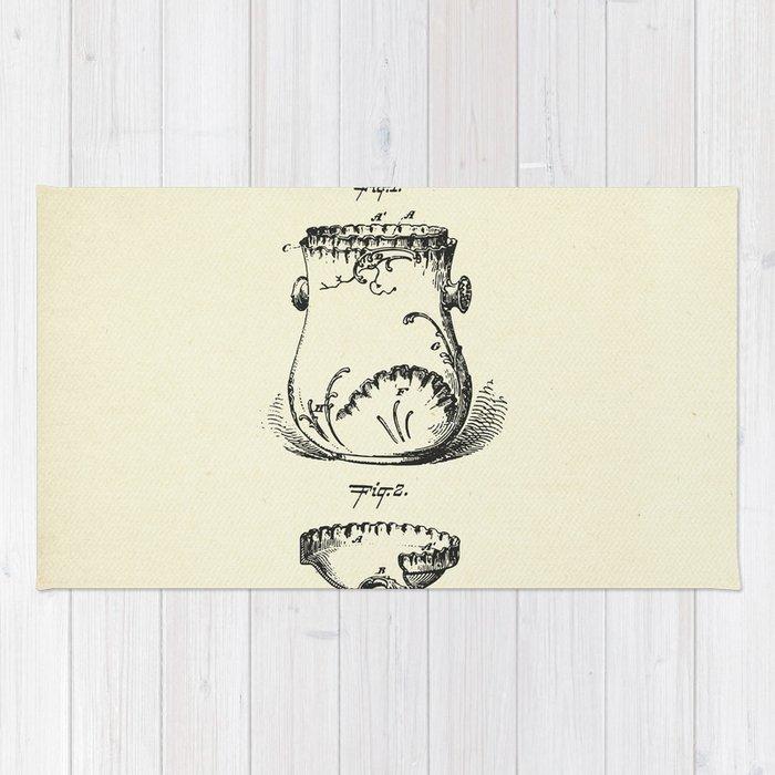 Jar-1891 Rug
