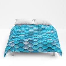 Blue Mermaid Comforters