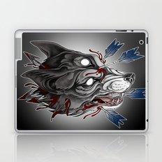 Big bad werewolf Laptop & iPad Skin