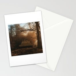 Between Itself And Us Stationery Cards