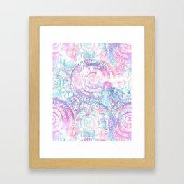 Amelie {Pattern 2A} Framed Art Print