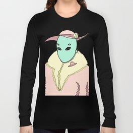 Fancy Alien Long Sleeve T-shirt