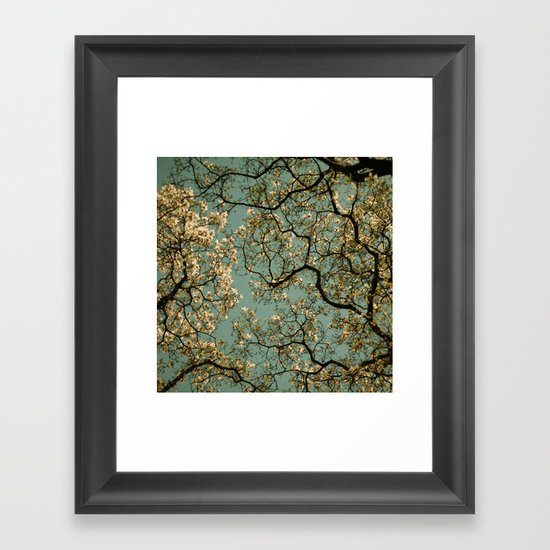 Playing Favorites Framed Art Print