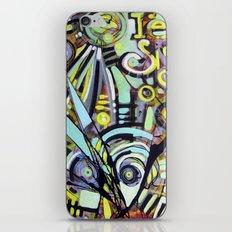 The Owl iPhone & iPod Skin