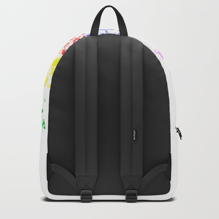 Conjoined Dichotomy Backpack