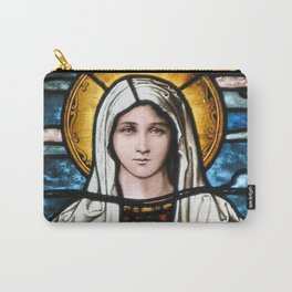 Mercy - The virgin Mary Carry-All Pouch