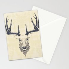 Marchelious-RL Deer Stationery Cards