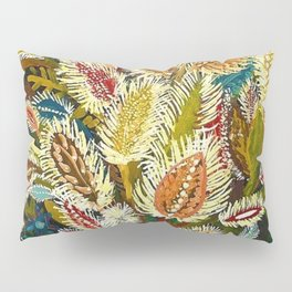 The Tree of Jesse (Flowering Tree) by Seraphine Louis Pillow Sham