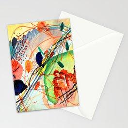 Wassily Kandinsky Aquarell VI Stationery Cards
