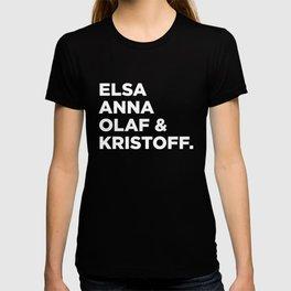 Frozen (b) T-shirt
