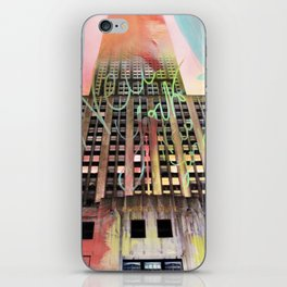 Empire State Of Art  iPhone Skin