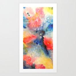 Colors 2 Art Print