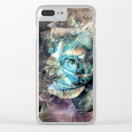 Enigma Clear iPhone Case