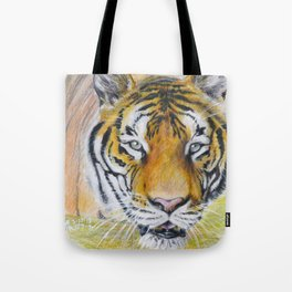Hoover Tiger Tote Bag