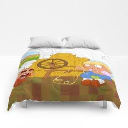 Rumpelstiltskin Comforters