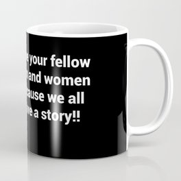 Just love one another Coffee Mug