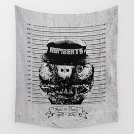 """""""Thug George"""" Wall Tapestry"""