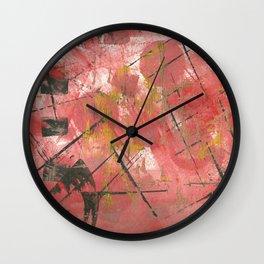 Uh Huh! Wall Clock