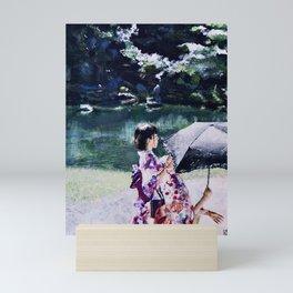 Kyoto   Acrylic Mini Art Print