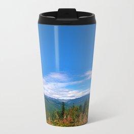 Northern Cascade Sky Travel Mug