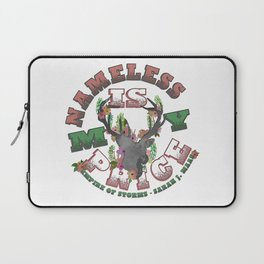 Empire of Storms - Nameless Is My Price Laptop Sleeve