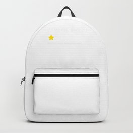 Hedonism | One Star Rating - Would Not Recommend Backpack