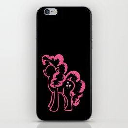 Pinky Pie iPhone Skin