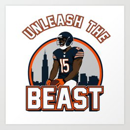 "The Victrs ""Unleash The Beast"" Art Print"