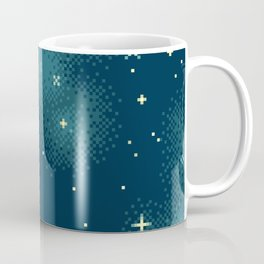 Northern Skies IV Coffee Mug