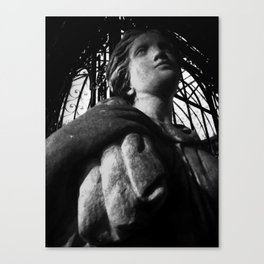 Trivoli Maiden Canvas Print